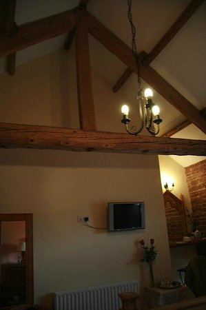The Ginney Country Guest House & Holiday Cottages : Room