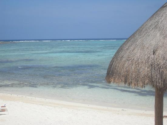 Bahía de Soliman, México: Lagoon