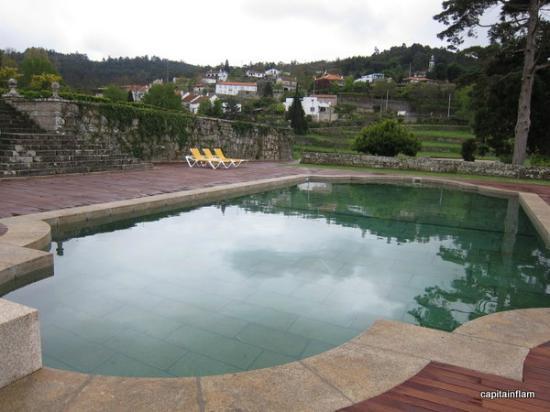 Estalagem da Boega: la piscine