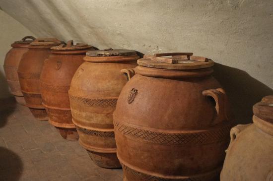 Castello del Trebbio: Olive Oil