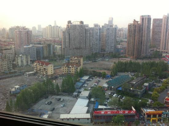 Courtyard Shanghai Xujiahui: view