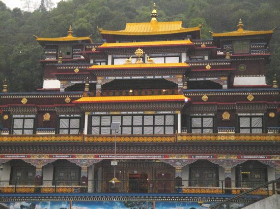 Gangtok, India: Ranka Monastery