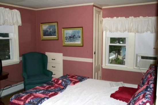Eastman Inn: Zimmer 1