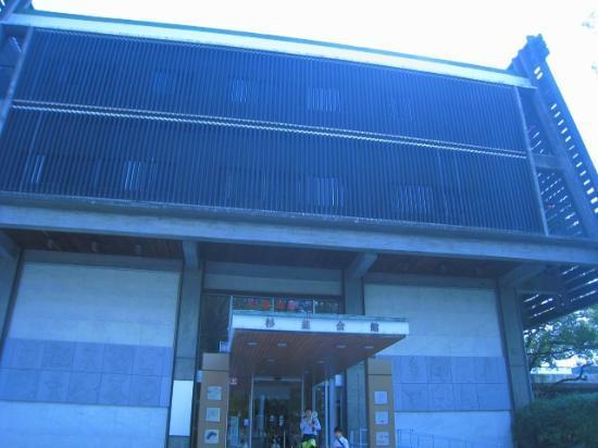 Suginami Animation Museum: 杉並アニメーションミュージアム前