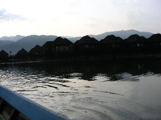 Myanmar Treasure Inle Lake: Ankunft