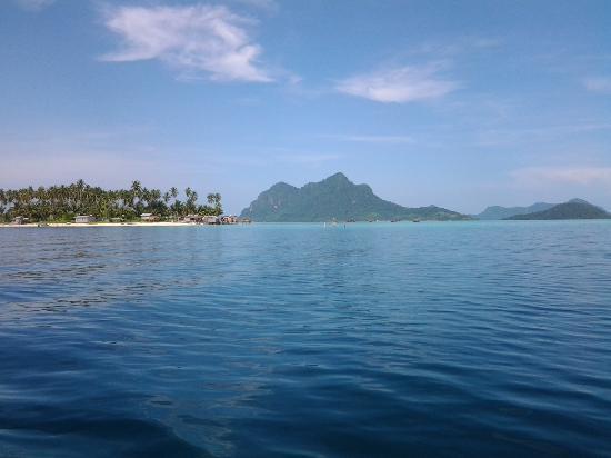 Big John Scuba: 4get le which island