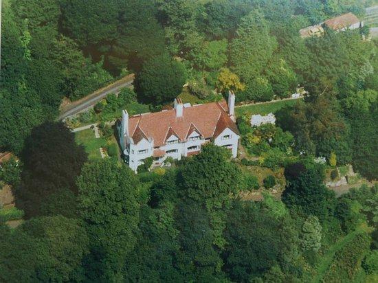 Beverleigh B&B: Aerial view 01643 708450