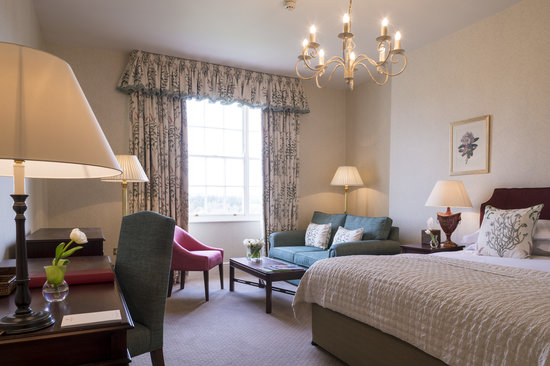 The Talbot Hotel Malton: One of the rooms