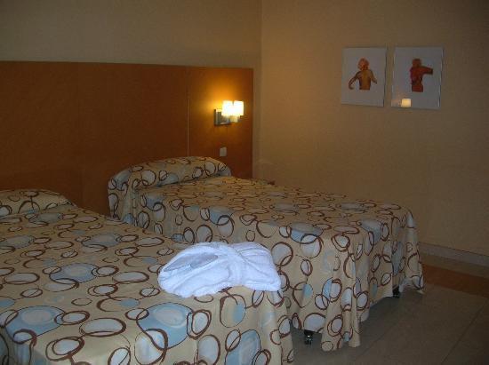Hotel Levante Club & Spa : Habitación