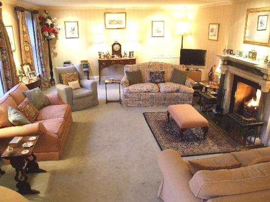 Mickley Bed and Breakfast: The sitting room