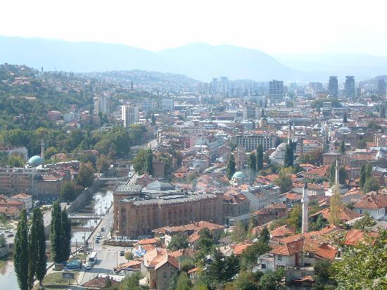 Sarajevo Discovery - Day Tours : Sarajevo panorama