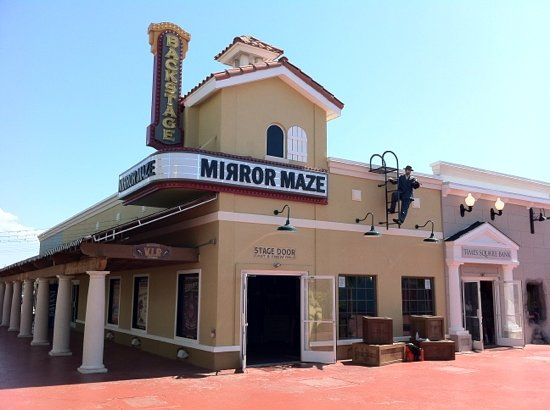Backstage Mirror Maze Myrtle Beach 2018 All You Need To Know Before Go With Photos Tripadvisor