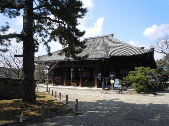 Nara, Japan: 西大寺
