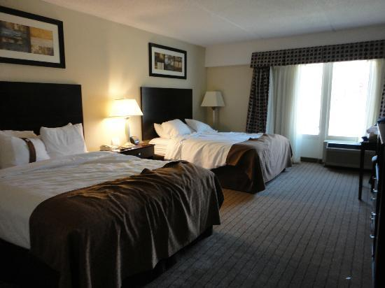 Holiday Inn Berkshires: Our Room
