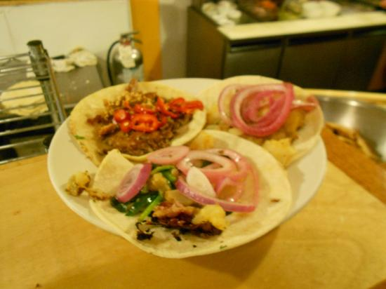 The Brass Buckle: Mmmmmmm, tacos!