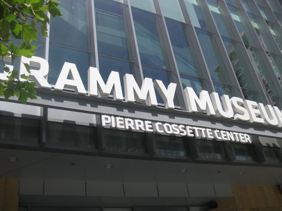 ‪The Grammy Museum‬
