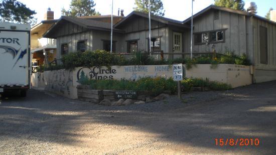 Circle Pines KOA Campground: KOA Williams