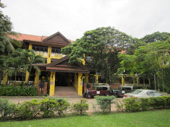 Victoria Angkor Resort & Spa: Vista esterna