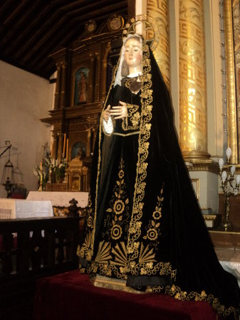 Convento San Francisco: Imagen del Interior de la Iglesia San Francisco - Santa Fe