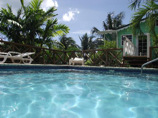 Apartment Espoir: Pool