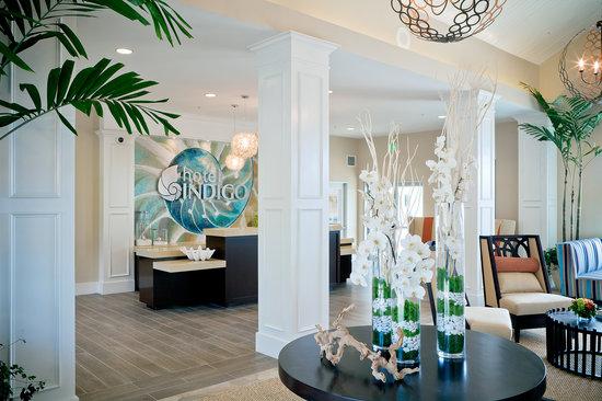 Hotel Indigo San Diego Del Mar: Hotel Indigo Lobby