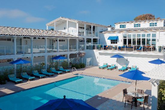 Hotel Indigo San Diego Del Mar : Lap Pool Below Stairway to Greatness!