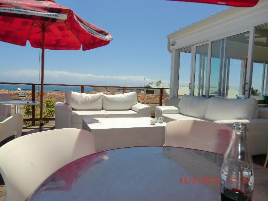 Protea Hotel by Marriott Mossel Bay: Terrasse