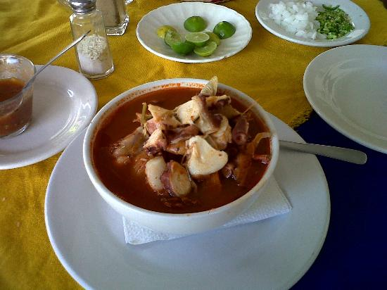 El Arbolito: the best see food soup