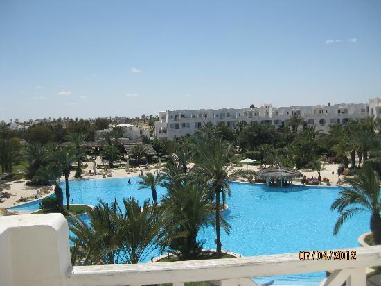 Vincci Resort Djerba: vue depuis la chambre
