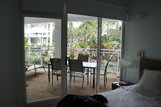 Beaches Port Douglas: view from master bedroom