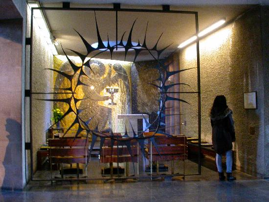 Coventry Cathedral Chapel