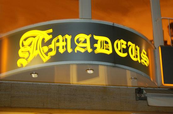 Amadeus Cafe Restaurant Bar: Amadeus