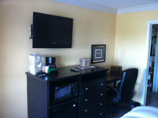 Solaire Inn and Suites: Zimmer