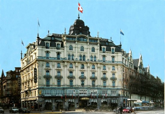 Photo of Hotel Monopol Luzern Lucerne