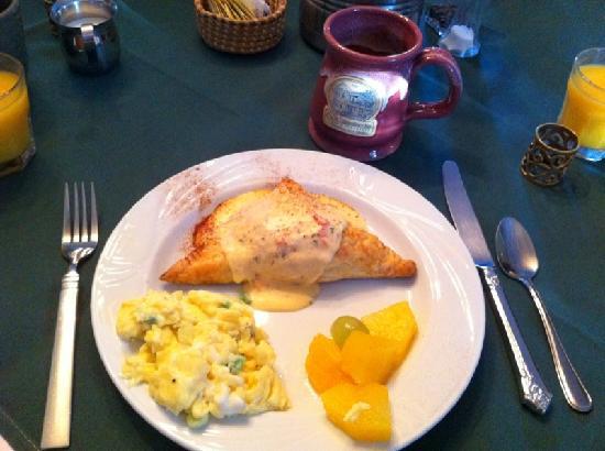 Cannonboro Inn : Great breakfast