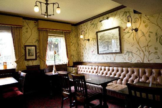 The Victoria Inn: Lounge Bar