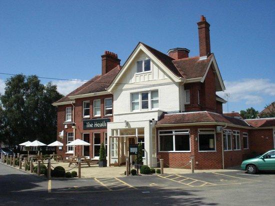 The Heath: Heath Hotel, Dibden Purlieu, Southampton