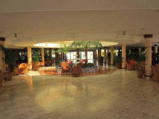 Barcelo Corralejo Bay: reception