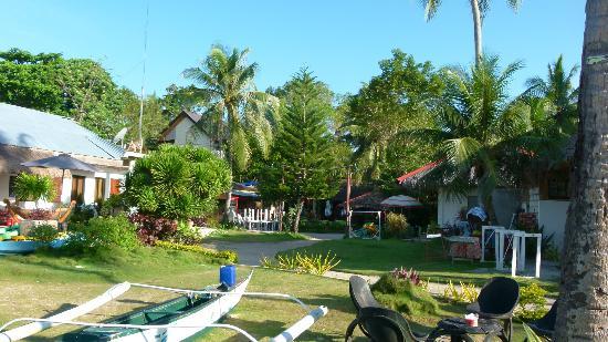Playa Blanca: Garten