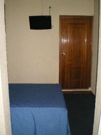 Hostal Trevinca: Habitación