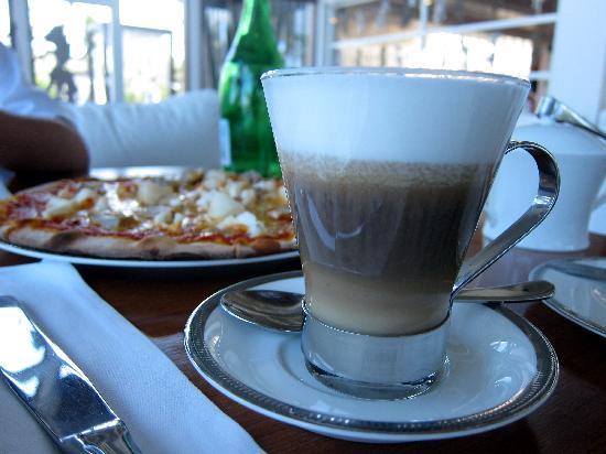 Kayuputi at St. Regis Bali Resort: Cafe Latte