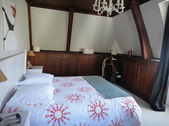 Chateau Bordeneo : Our room