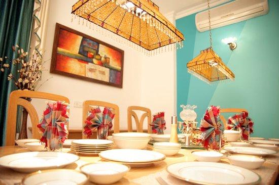 Dinning Room @ India Luxury Homes