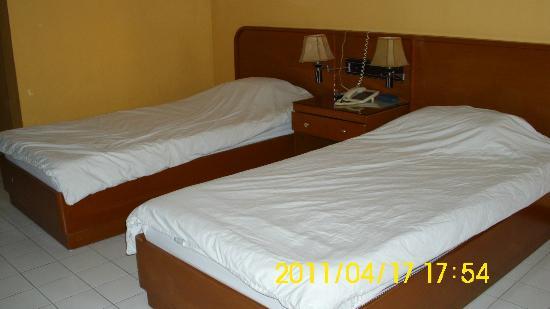 Hotel Soriente: 2 Beds (Twin)