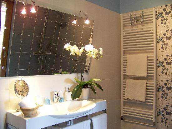 Le Bourg d'Aunou : salle de bain