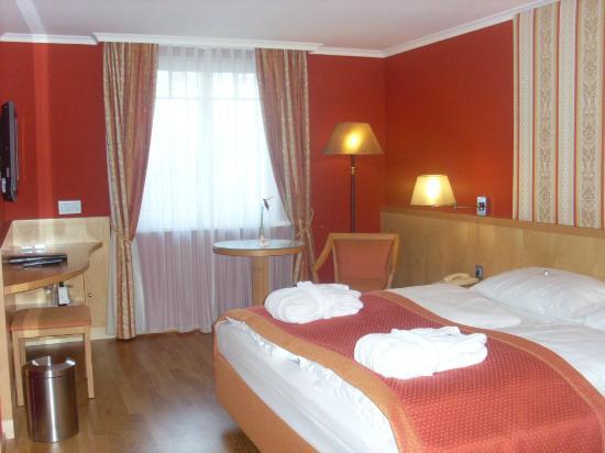 Austria Trend Hotel Ananas: La nostra camera