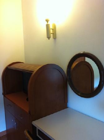 Hotel Raffaello: Particolare stanza n. 309