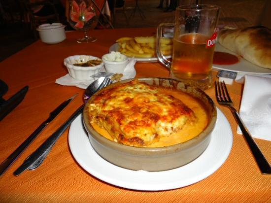 Fortuna : lasagne