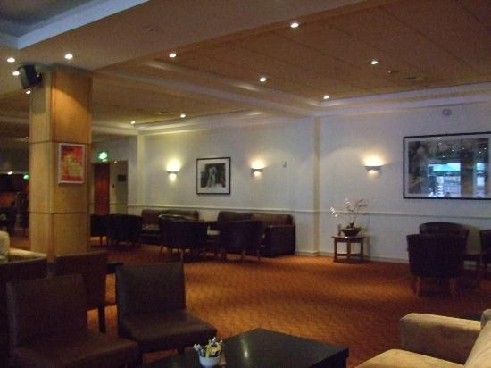 Wellington Park Hotel: Reception