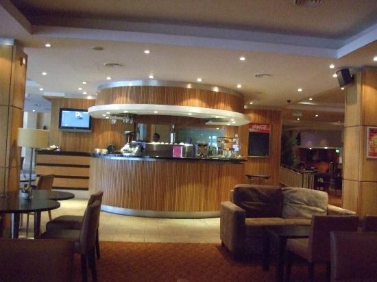 Wellington Park Hotel: Restaurant